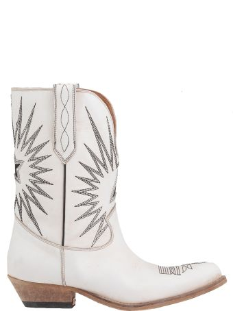 Golden Goose Texas Boots