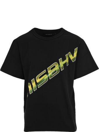 MISBHV Misbhv Logo Print T-shirt