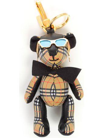 Burberry Thomas Bear Checked Charm