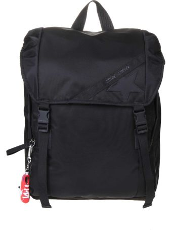Golden Goose Journey Nylon Backpack