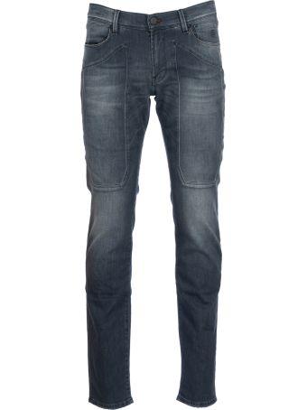 Jeckerson Jeans Cotone Slim