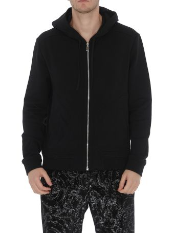 Versace Collection Back Logo Hoodie