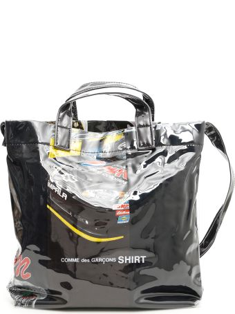 Comme des Garçons Shirt Unisex Multicolor Shopper