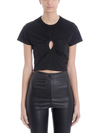 T by Alexander Wang Twisted T-shirt