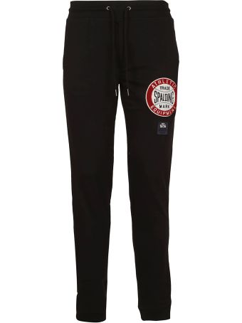 Spalding Patched Track Pants