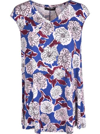 Weekend Max Mara Floral Print Top