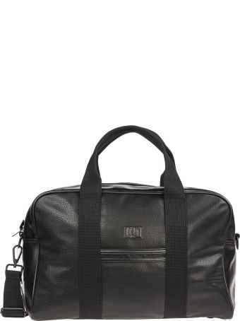 Fred Perry Travel Duffle Weekend Shoulder Bag