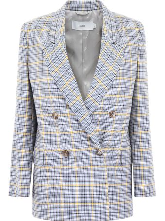 Closed Check Blazer