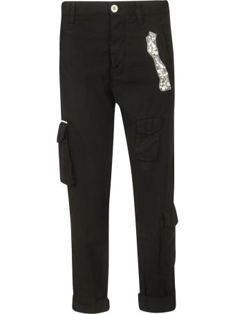 Mason's Embellished Trousers