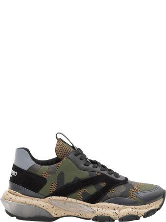 Valentino Garavani Low Top Bounce Sneakers