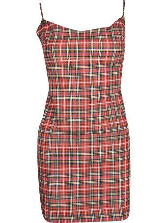 miaou Checked Dress