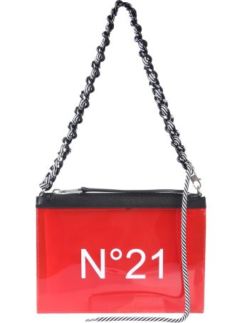 N.21 Clutch With Logo