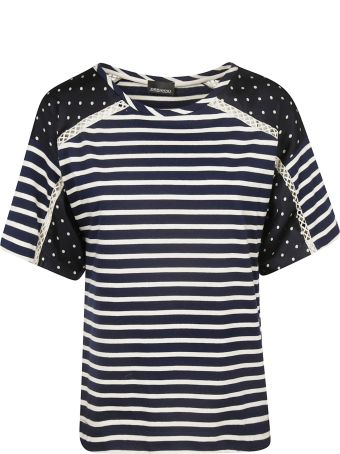 Ermanno Scervino Striped T-shirt
