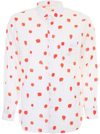 Comme des Garçons Shirt Unisex Printed Shirt