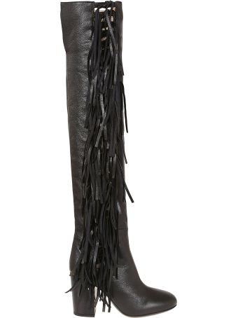 Laurence Dacade Sybille Fringed Boots