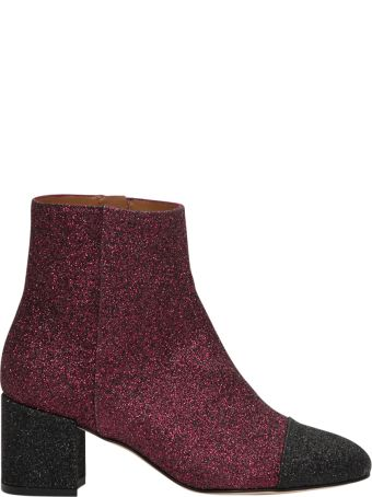 Paris Texas Glitter Boots