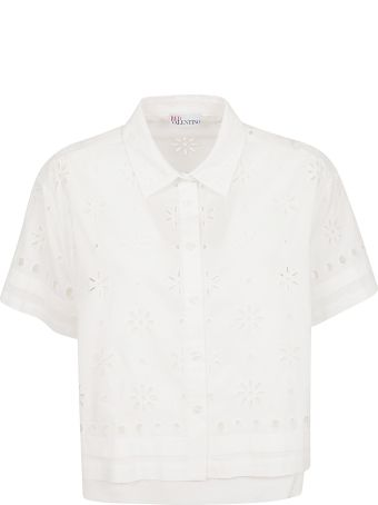 RED Valentino Cropped Shirt