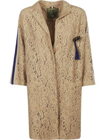 Alessandra Chamonix Floral Lace Dress