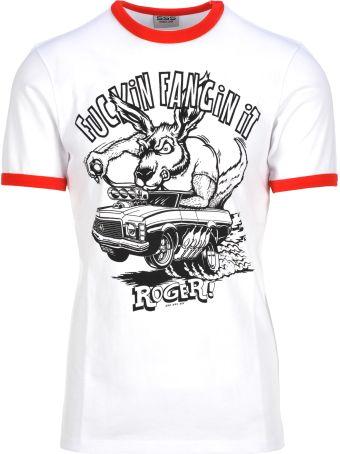 SSS World Corp Ringer T-shirt