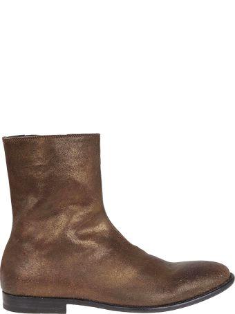 Alexander McQueen Classic Boots