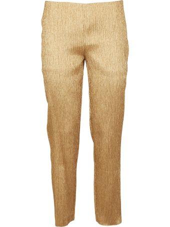 M Missoni Crepe Effect Trousers