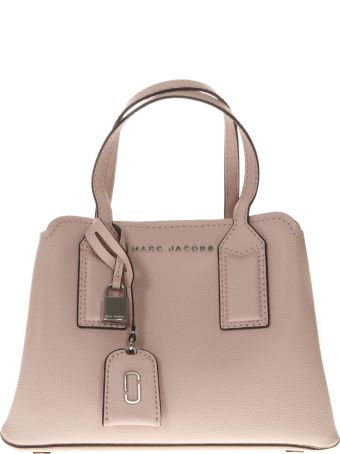 Marc Jacobs The Editor Powder Leather Crossbody Bag