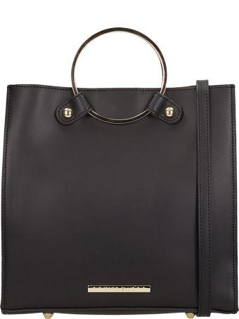 Marc Ellis Black Leather Bethany Bag