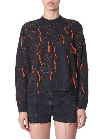 McQ Alexander McQueen Crew Neck Sweater