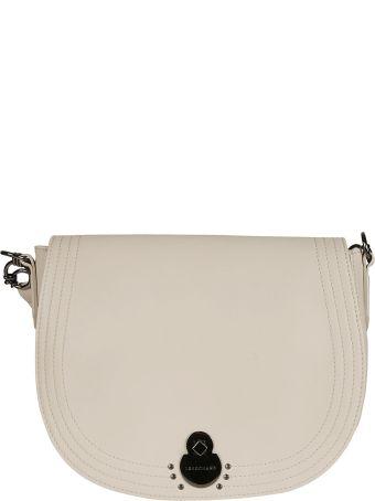Longchamp Logo Plaque Shoulder Bag