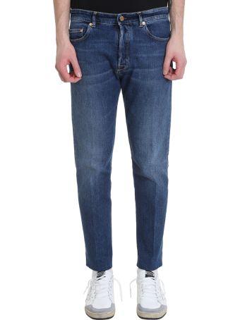 Golden Goose Lit Blue Denim Jeans