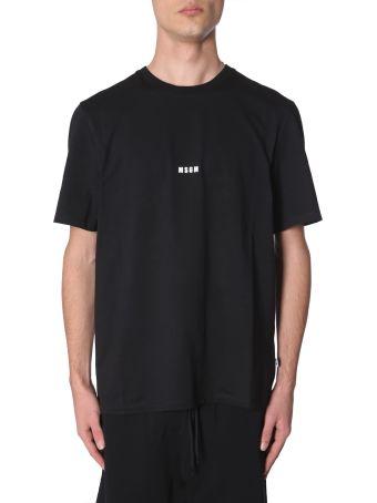 MSGM Shiro Printed T-shirt