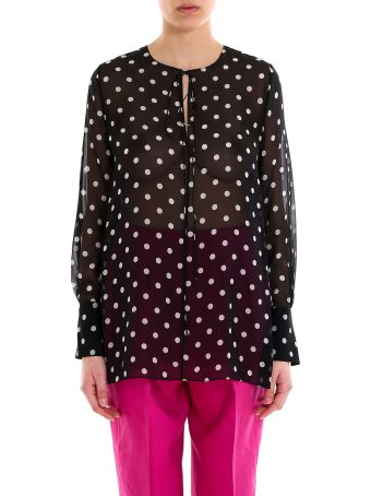Theory Fluid Tunic Shirt