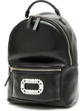 Roger Vivier Sexy Chock Buckle Backpack