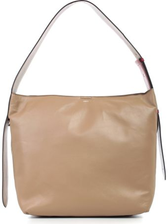 Joseph Logo Hobo Bag