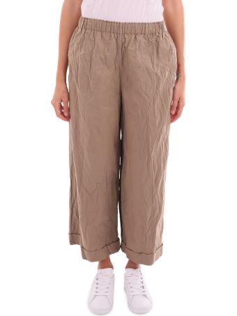 Daniela Gregis Khaki Trousers