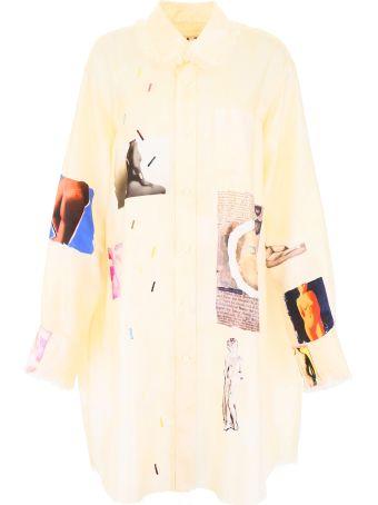 Marni Venus Print Maxi Shirt