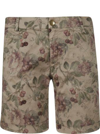 Mason's Floral Shorts