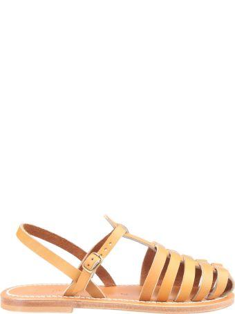 K.Jacques Kjacques Roman Cage Sandals