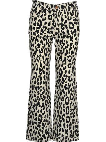 See by Chloé See By Chloe' Panta Leopard