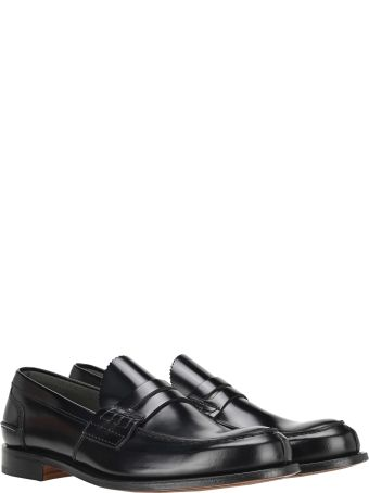 Church's Tunbridge Leather Loafers
