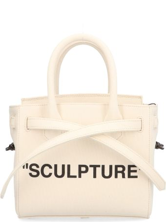 Off-White 'canvas Breaking' Bag