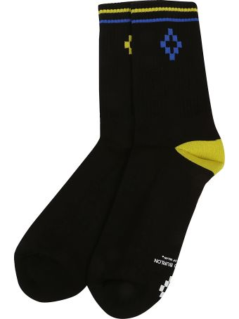 Marcelo Burlon Short Socks