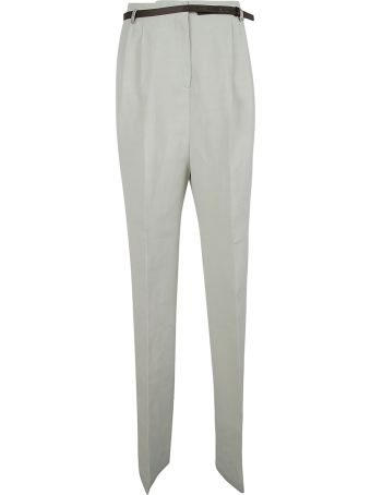Fabiana Filippi Belted Trousers