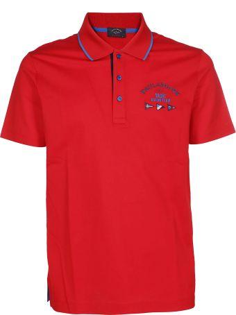 Paul&Shark Paul & Shark Embroidered Polo Shirt