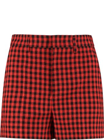 RED Valentino High Waist Shorts