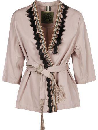 Alessandra Chamonix Tassel Embellished Jacket