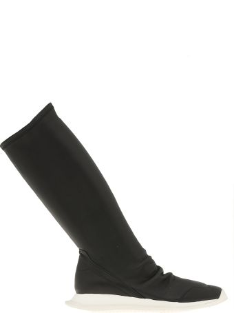 Rick Owens Oblique Runner Stretch Sock