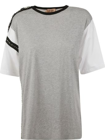 N.21 Studded T-shirt