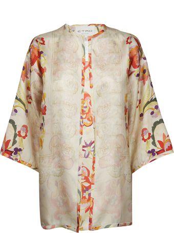 Etro Printed Kimono
