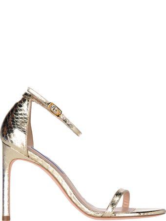 Stuart Weitzman Nudistsong Sandal T100